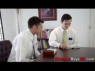 Elder gets anal creampie