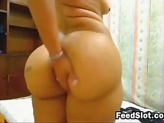 Thick latin cam whore