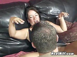horny mom hairy vagina fucked