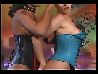 Masturbation and sex compilation in corsets