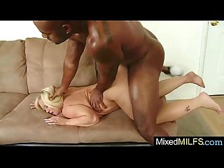 Mamba Black Dick Fill Perfect In Mature Lady (austin taylor) clip-02
