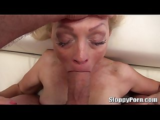 Rocco siffredi fucks a cute young slut and old grandma