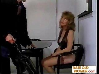 Classical granny porn movie