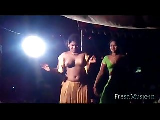 Indian girl stage dance freshmusic period in