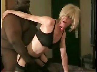 Big daddy fucks sissy