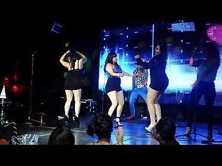 Gordibuenas enseando todo y bailando como Putas