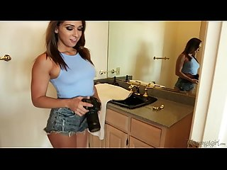 New step-mom Mercedes Carrera and her kinky daughters