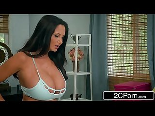 Ava addams letting sleazy guy fuck her to keep him away from her daughter