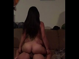 Latina gets fucked part 2