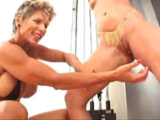 Yummy bondage tickle