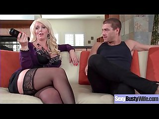 Hot Busty Mommy (Alura Jenson) Love Hard Sex In Front Of Camera vid-04