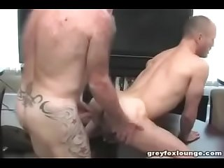 Hot daddy can really fuck