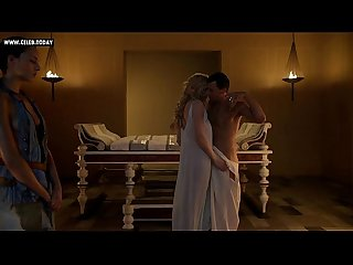 Viva Bianca sex in front of others blonde topless spartacus blood and sand s01e12 2010