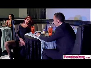 Every slut pornstar perform best on a hard long cock clip 13