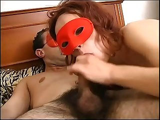 Nice amateur couple fucks hard