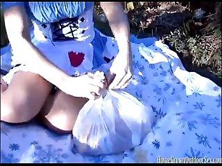 Alice in wonderland lpar Homemade rpar