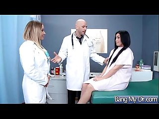Hot sex in doctor cabinet with slut patient vid 20