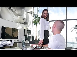 PureMature - Kitana Lure�s pink pussy will make your cock hard