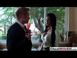 Superb wife jessa peta in hard style sex cheating story clip 09