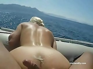 Thesandfly incredible vacation orgasms