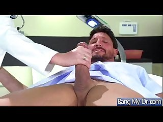(brooke wylde) Hot Patient Get Seduced And Hard Nailed By Doctor mov-10