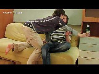 Vadim e stepan dois adolescentes twinks russos