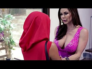 Little Red: A Lesbian Fairy Tale part 3 - Abigail Mac, Kendra Lust