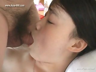 Chinese amateur making love in hotel