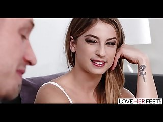 Loveherfeet orgasmic foot Sex with my girlfriend s hot daughter