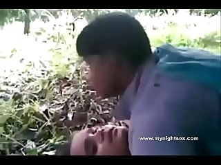 Desi husband wife fucked in Jungle mynightsex