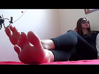 Korean foot worship 2