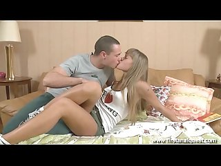 Firstanalquest com first time anal creampie for an adorable russian teen girl
