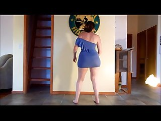 Short dress dance