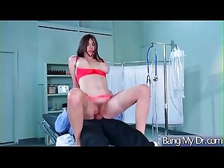 (Holly Michaels) Patient And Doctor In Hardcore Sex Adventures clip-20