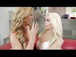Cherie Deville And Elsa Jean, Hot Blondes