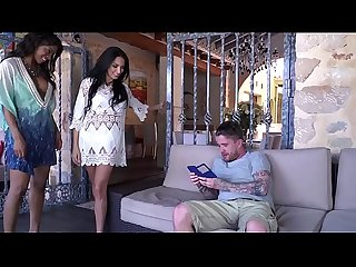 Anissa kate jasmine webb get dilated holes by The landlord s son