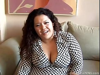 Beautiful big belly, booty and boobs latina BBW