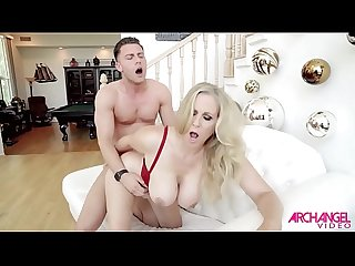 Julia ann seduces her sons friend