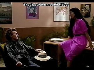 Hyapatia lee rosemarie joey silvera in threesome scene with two hot retro porn
