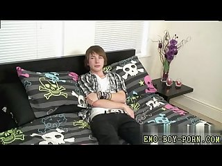 Gay nude sex actors Cute fresh emo guy Devon starts his movie by