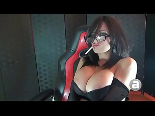 AgentsexyHot Smoking Compilation