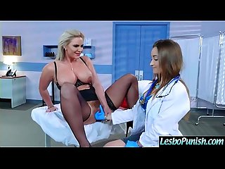 Lez teen girl dani phoenix get toy punish by mean lesbo movie 14