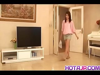 Strong encounter with a big dick for iori mizuki more at hotajp com