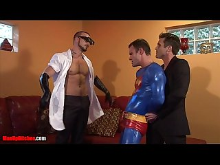 Clark kent Exposed by doctor X preview