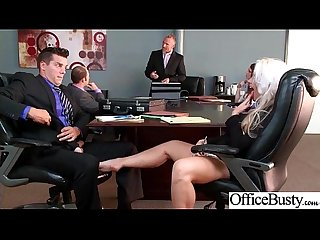 holly heart busty sexy office girl busy in hard sex act video 22