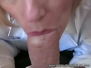 Granny doctor examines son s cock