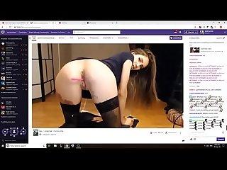 Twitch streamer se masturba y se corre antes de que le cierren el canal period lpar ms porno de Ella