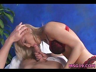 Sexy 18 year old sucks and fucks