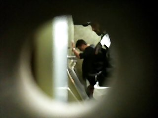 Bathroom spy 001