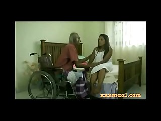Xxxmaal com thisaravige rathriya hot scene with old man